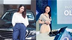 Khánh Vy 22 tuổi là MC nổi tiếng, mua nhà và ô tô tặng bố mẹ, dân mạng lầy lội 'show' tuổi 22 của mình