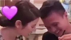 Quang Hải lộ clip hẹn hò bạn gái mới