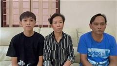 Full clip gia đình Hồ Văn Cường gửi báo chí, khẳng định không muốn về quê ở, không bị bóc lột như tin đồn