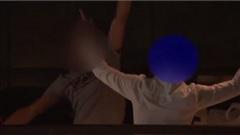CCTV ghi lại cảnh thanh niên người Việt đứng uống bia, nhảy múa cùng bạn bè trước khi bị đạp xuống sông tử vong ở Nhật