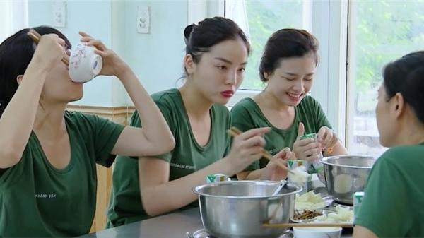 Trailer tập 4 'Sao nhập ngũ 2020': Khánh Vân mâu thuẫn với Kỳ Duyên, Nam Thư