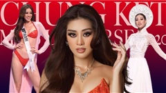 Chung kết Miss Universe 2020: Khánh Vân có thể 'chạm tay' đến vương miện 115 tỷ?