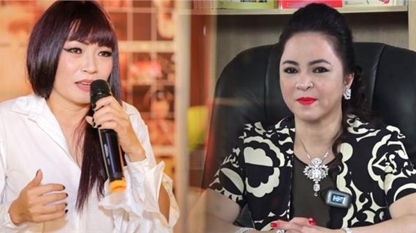 Phương Thanh đáp trả tin đồn có mặt trong nhóm chat nghệ sĩ Việt 'nói xấu' bà Phương Hằng