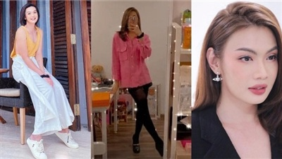 Đào Bá Lộc những ngày gần đây: Thích khoe tóc dài thướt tha, mặc váy nữ tính và là hình mẫu học tập của hội chị em