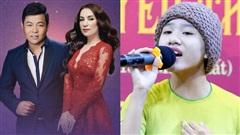 Phi Nhung từng tranh cãi gay gắt với Quang Lê về việc ép 'tiểu ni cô' The Voice Kids đội tóc giả đi hát