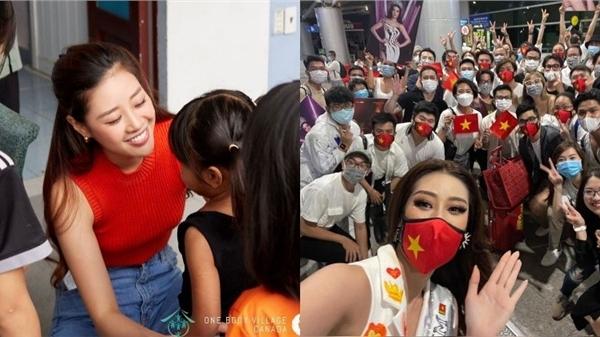 Trước thềm chung kết Miss Universe, Khánh Vân chia sẻ: 'Nếu được đội vương miện thì tôi cũng không phàn nàn đâu'