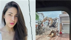 Thủy Tiên bị đặt nghi vấn đập đi xây lại thay vì tu sửa căn biệt thự 80 tỷ như đã 'xin phép'