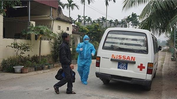 Thanh Hoá truy tìm xuyên đêm 39 người đi cùng xe với trường hợp F1