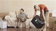 Cuộc sống hôn nhân vỡ mộng vì mâu thuẫn:'Ai sẽ làm việc nhà?'