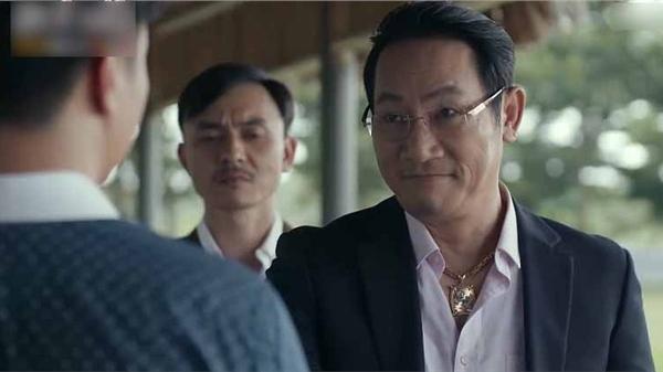 'Hồ sơ cá sấu'trailer tập 11: Việt Anh lên chức 'bố'của NSƯT Hoàng Hải vì lý do này
