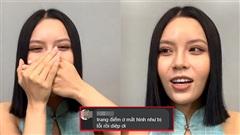Ánh Tuyết livestream chia sẻ về 'Hương vị tình thân' nhưng khán giả lại quan tâm đến lỗi make-up này