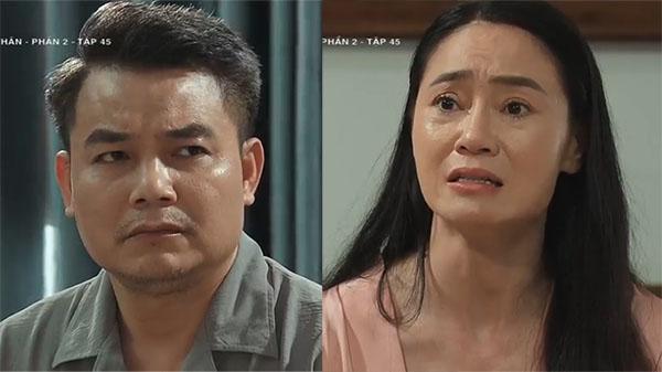 'Hương vị tình thân' tập 45 (p2): Ông Khang bắt Nam từ ông Sinh, bà Xuân liên lên tiếng bảo vệ