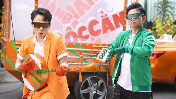 Sau Rap Việt, các rapper hoàng đạo nào đang chiếm lĩnh thị trường quảng cáo cuối năm siêu rầm rộ?