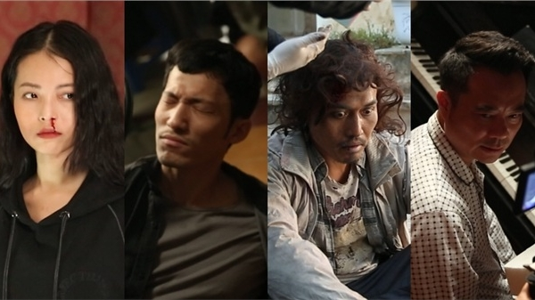 Jack Carry On - phim điện ảnh 'Điên Tối': 'Nhìn vào diễn viên là thấy ngay đó chính là nhân vật của mình, không thể chọn khác được'