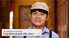 Bị netizen bày tỏ thất vọng vì nghi vấn có tên trong group chat Nghệ sỹ Việt, Nguyễn Văn Chung thẳng thừng đáp trả 'Tào lao!'