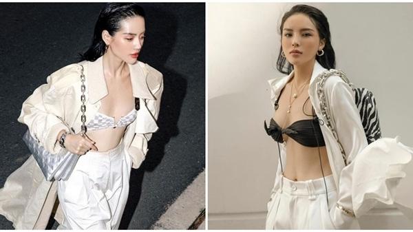 Sao Việt và mốt áo bra 'nhỏ xíu', nhìn thôi cũng muốn thót tim nhưng 'đẹp xỉu'