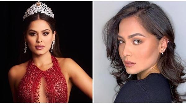 Tân Hoa hậuMiss Universe 2020 Andrea Meza: 4 lần thi Hoa hậu, lần 'tệ' nhất là đứng hạng nhì