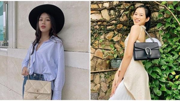 Hoa hậu Đỗ Thị Hà cũng có BST túi hiệu chả kém ai nhưng cách mix đồ vẫn chưa khiến dân mạng 'mát mắt'
