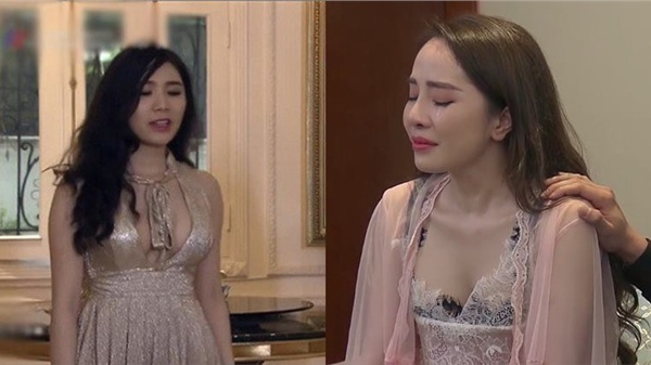 Bên cạnh những outfit 'xấu đau đớn', phim Việt còn có nhiều bộ trang phục 'nhức mắt' như thế này!