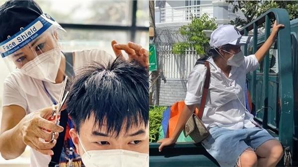 Phương Thanh vừa nảy ý tưởng làm MV về chuyện từ thiện, nhạc sĩ Nguyễn Văn Chung liền gửi ngay bản 'demo'