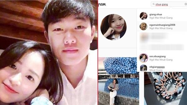 Facebook và Instagram tràn ngập tài khoản fake của Ngô Mai Nhuệ Giang sau khi rộ tin chuẩn bị kết hôn với Xuân Trường
