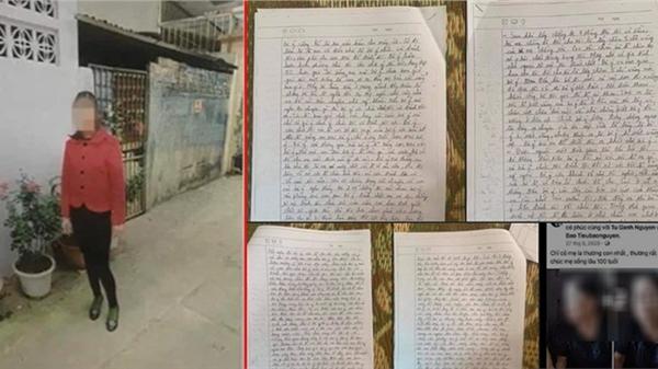 Vụ con dâu nghi tự tử, để lại nhật ký tố mẹ chồng bạo hành: 'Nhiều lần nó bỏ về nhà tôi và nói 'bố ơi con không chịu được nữa đâu''