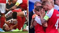 Lộ diện người hùng giúp Christian Eriksen không bị nuốt lưỡi trong khoảnh khắc đổ gục xuống sân khi đang thi đấu
