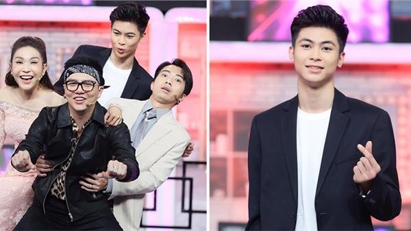 'Lịm tim' trước loạt ảnh 'nam thần bóng rổ' của Thang Long Warriors khi tham dự gameshow truyền hình
