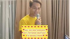 Bóc giá dàn karaoke trong 'khu cách ly' của hot TikToker VBA 2021 Tô Quang Trung