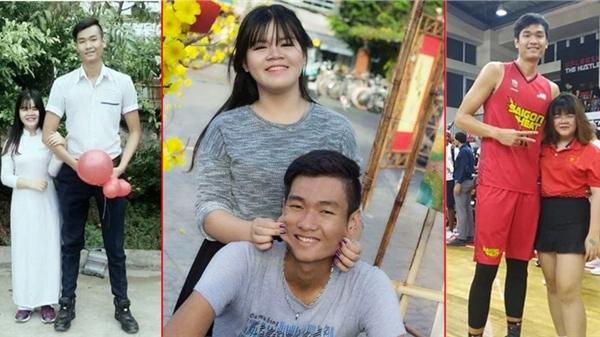 Cô nàng 1m59 'cưa đổ' chàng cầu thủ bóng rổ cao 2,03m sau 3 ngày