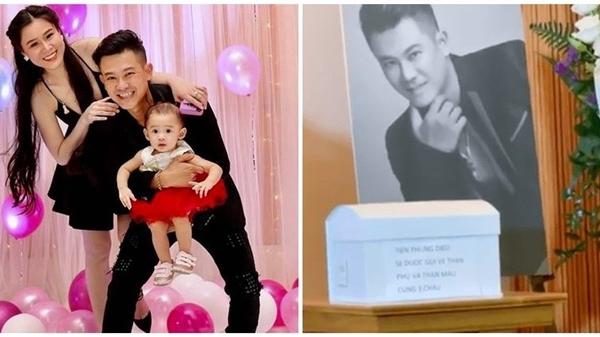 Tiền phúng điếu trong tang lễ NS Vân Quang Long tại Mỹ được gửi về cho ba mẹ và 1 con