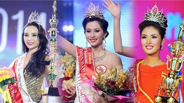 Những hoa hậu đăng quang mà không đi 'chinh chiến' ở quốc tế, lý do vì sao?