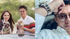 Matt Liu âm thầm thay ảnh đại diện, bức hình chụp cùng với Hương Giang đâu rồi?