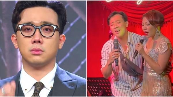 Sau màn hát live 'đáng lãng quên', Trấn Thành tiếp tục gây tranh cãi khi mạnh dạn song ca cùng diva Hà Trần
