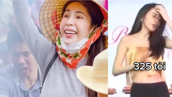 Dân mạng đào lại clip Thủy Tiên nhảy nhót cực sung để 'cà khịa' giữa 'bão sao kê'