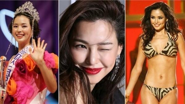 Hoa hậu Hàn đẹp nhất lịch sử: Bị kỳ thị vì quá quyến rũ và tự tin, từng được khuyên phẫu thuật bỏ lúm đồng tiền