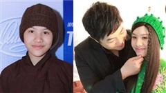 Rộ nghi vấn 'tiểu ni cô' Huyền Trân dừng hợp tác với Quang Lê do bị bắt đội tóc giả khi trình diễn