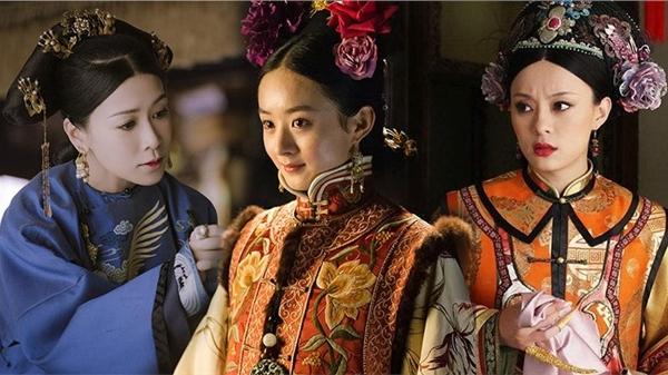 Khi diễn viên Hoa ngữ 'hắc hóa': Triệu Lệ Dĩnh tô son đỏ nhìn 'phát sợ', Xa Thi Mạn chỉ cần liếc mắt là đủ!