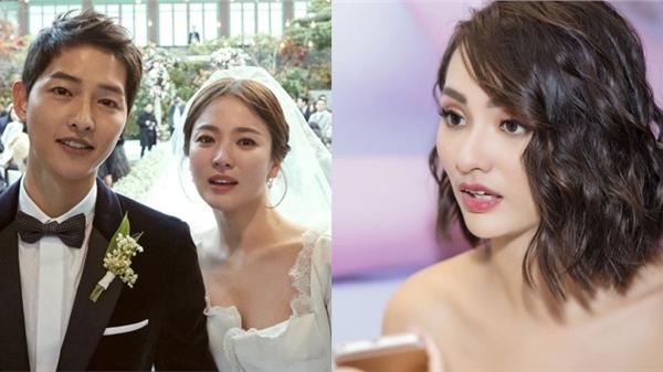 Khẳng định Song Hye Kyo 'ngoại tình' nên Song Joong Ki mới ly hôn, Hồng Quế bị ném đá 'tơi tả'