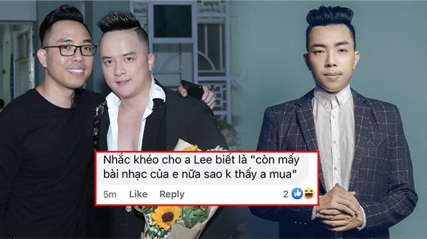 Nguyễn Hồng Thuận bị netizen 'ném đá' khi tuyên bố '2 năm qua không có nhu cầu bán nhạc', khẳng định Cao Thái Sơn có thể hát free