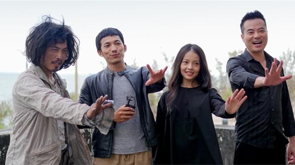 Lần đầu 'Bắc tiến' đóng phim, Liên Bỉnh Phát tiết lộ đặc biệt nhớ những tô phở xuyên đêm cùng ekip phim điện ảnh 'Điên Tối'