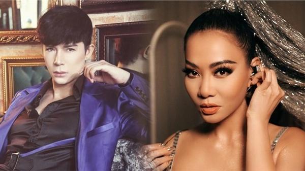 Sau khi tiết lộ lý do cạch mặt Thu Minh, Nathan Lee lại có động thái bênh vực đàn chị?