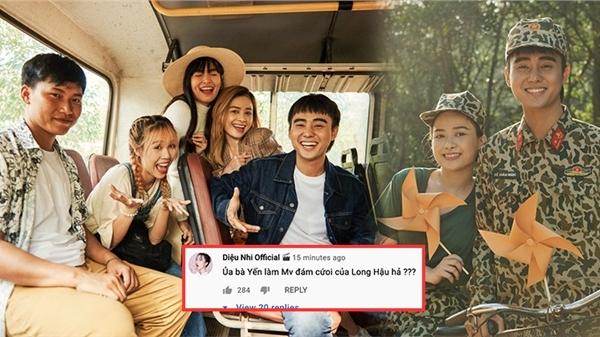 Nam Thư khẳng định MV mới của Dương Hoàng Yến toàn 'cẩu lương', riêng Diệu Nhi bất ngờ nhắc đến hai từ 'đám cưới'?