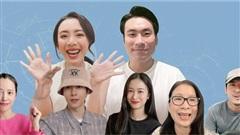 Thu Trang, Kiều Minh Tuấn cùng dàn sao 'Chìa khóa trăm tỷ' cổ động chống dịch