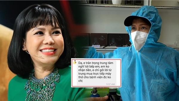 Vướng ồn ào nhận 11.3 tỷ đồng từ nước ngoài, Việt Hương chưa kịp lên tiếng đã có người mình oan