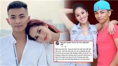 Khánh Thi ngầm khẳng định 'chủ quyền' bên Phan Hiển, tiết lộ câu nói 'cực sến' của chồng