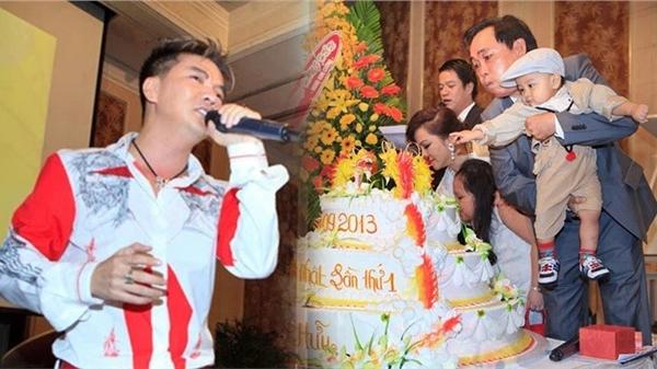 Đàm Vĩnh Hưng 8 năm trước từng vui vẻ hát tiệc thôi nôi con của nữ đại gia nổi tiếng