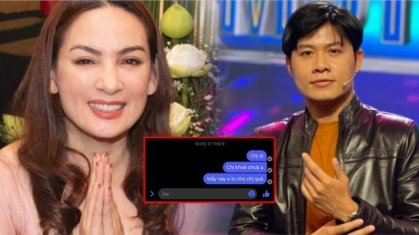 Nguyễn Văn Chung hé lộ tâm sự của Phi Nhung, đặc biệt là điều cố ca sĩ luôn dành cho Hồ Văn Cường