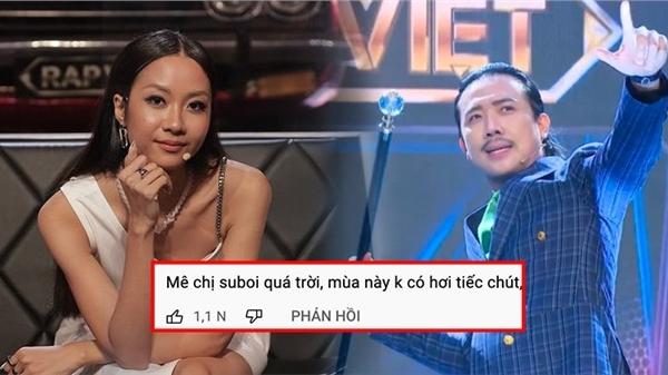 Rap Việt mùa 2 tiến thẳng top 1 trending chỉ bằng tập nhá hàng, fan bỗng nhớ Suboi vì một khoảnh khắc