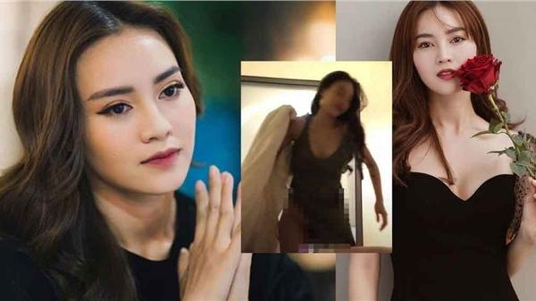 Ninh Dương Lan Ngọc lần đầu lộ diện sau drama clip nóng
